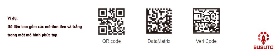 Máy quét mã vạch 2D