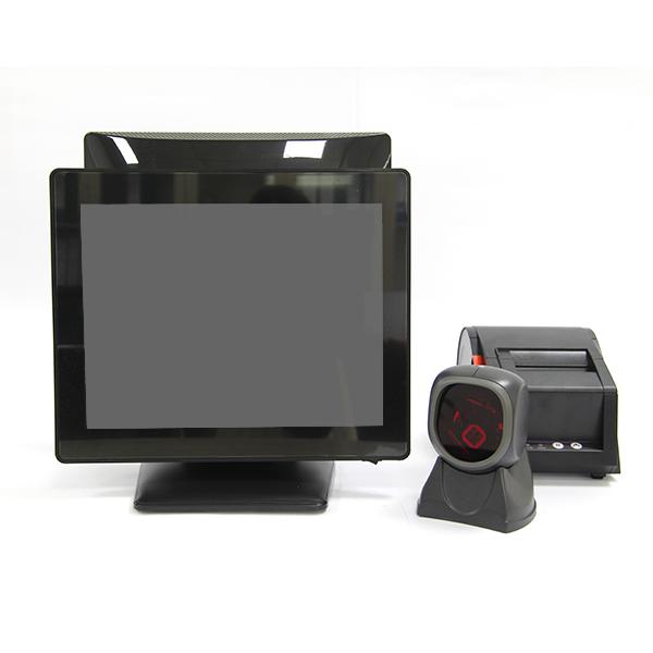 máy POS 2 màn hình