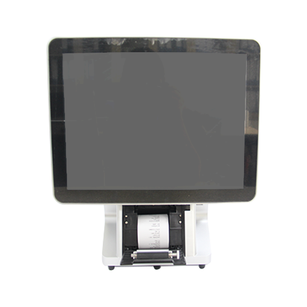Máy POS 2 màn hình in được hóa đơn