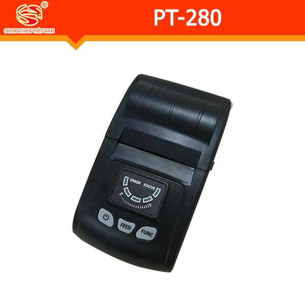 Máy in hóa đơn (máy in nhiệt cầm tay) PT-280