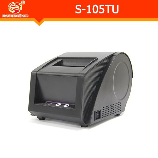 Máy in hóa đơn và mã vạch S-105TU