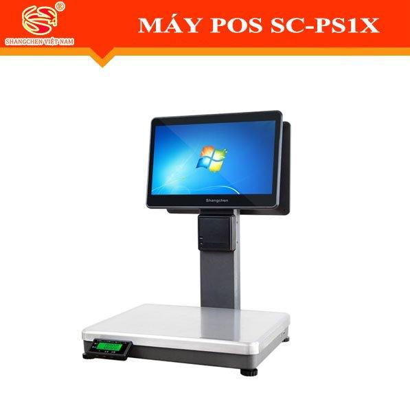 Máy POS bán hàng SC-PS1X